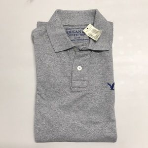 NWT Men's American Eagle Short Sleeve Polo